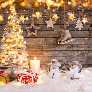 クリスマスの庭づくり! 飾りつけのポイントとおすすめイルミネーション