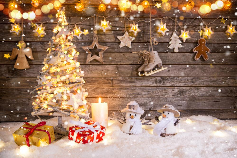 クリスマスの庭づくり! 飾り付けのポイントとおすすめ ...