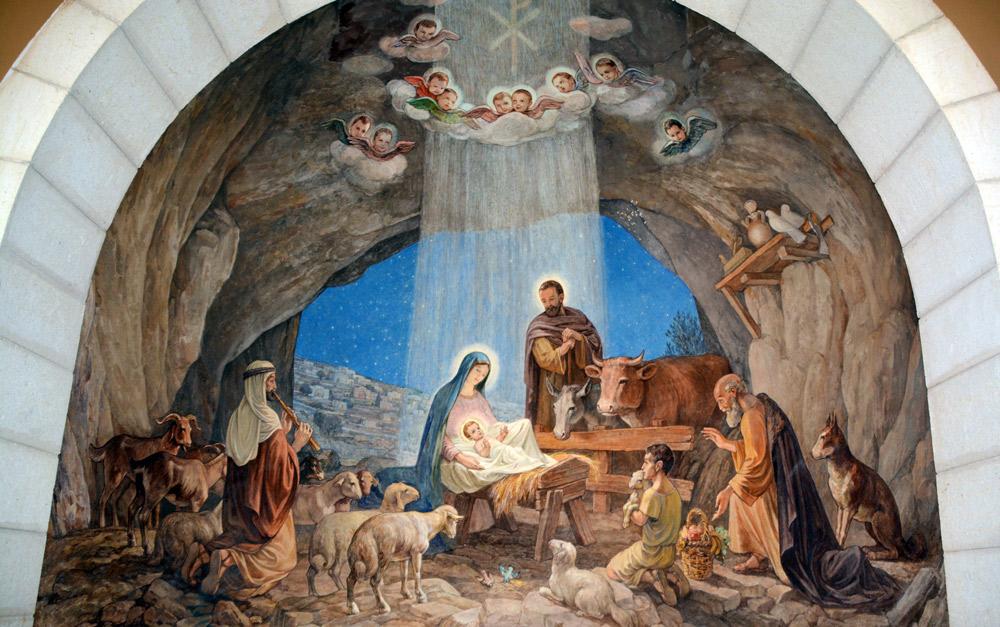 イエス・キリストの誕生を祝う日
