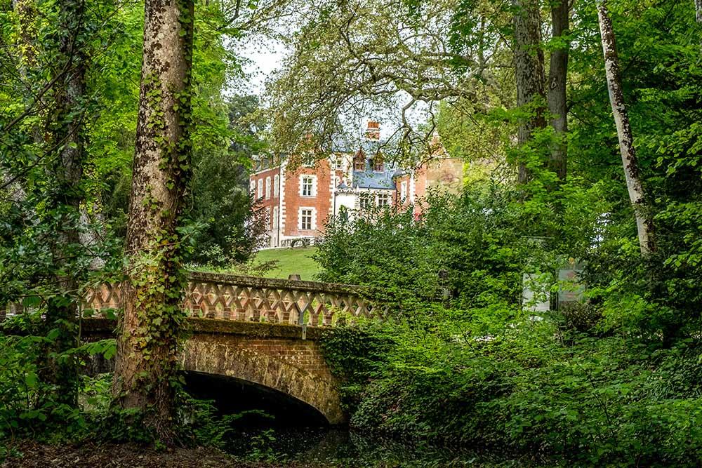 レオナルド・ダ・ヴィンチの庭園