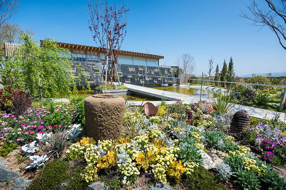 農園ガーデン空