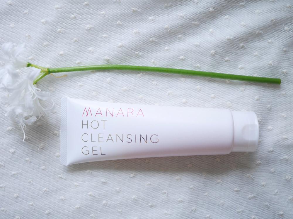 美容液成分で肌を守りながらしっとり洗い上げる マナラ化粧品「マナラ ホットクレンジングゲル」