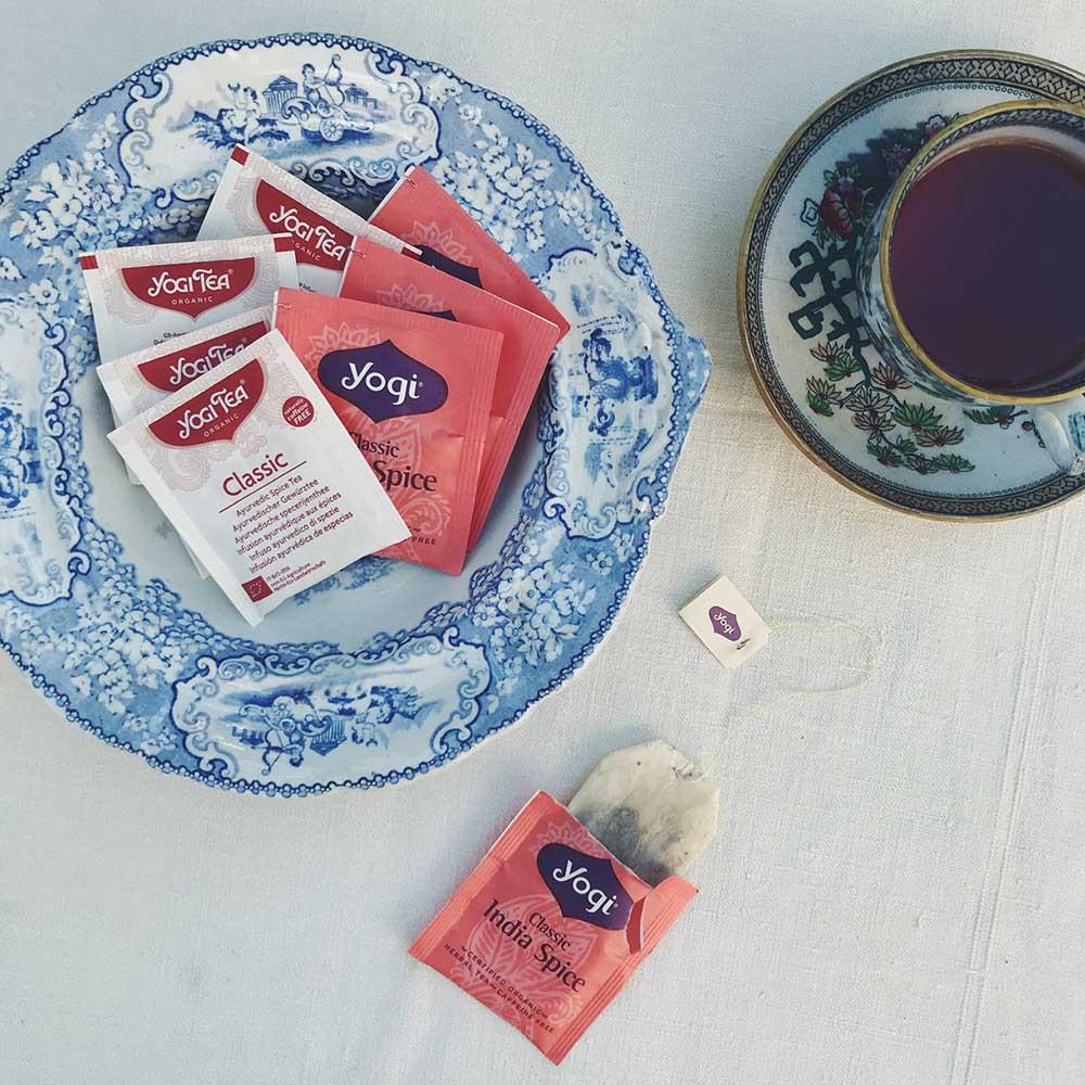 Yogi teaの紅茶