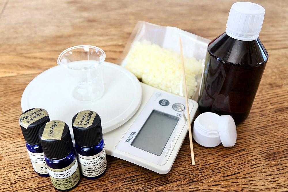 練香水の作り方