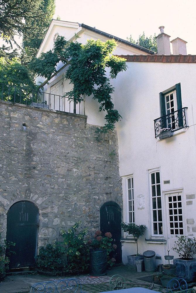ルドゥーテの家