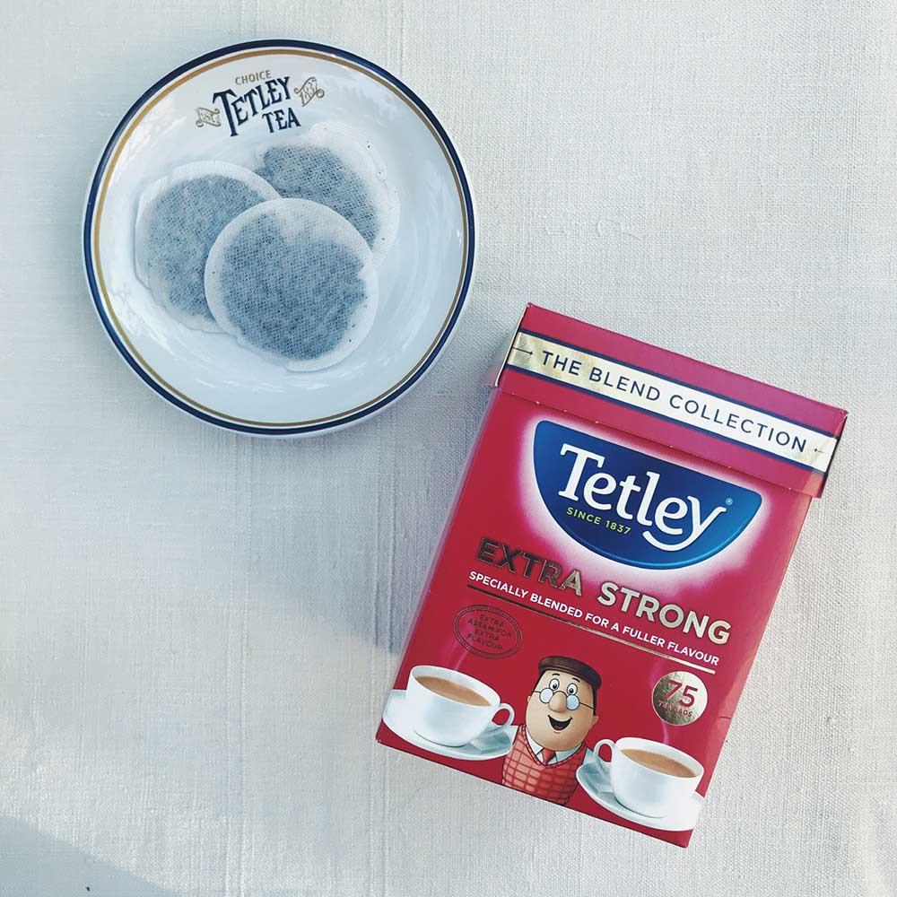 Tetrayの紅茶