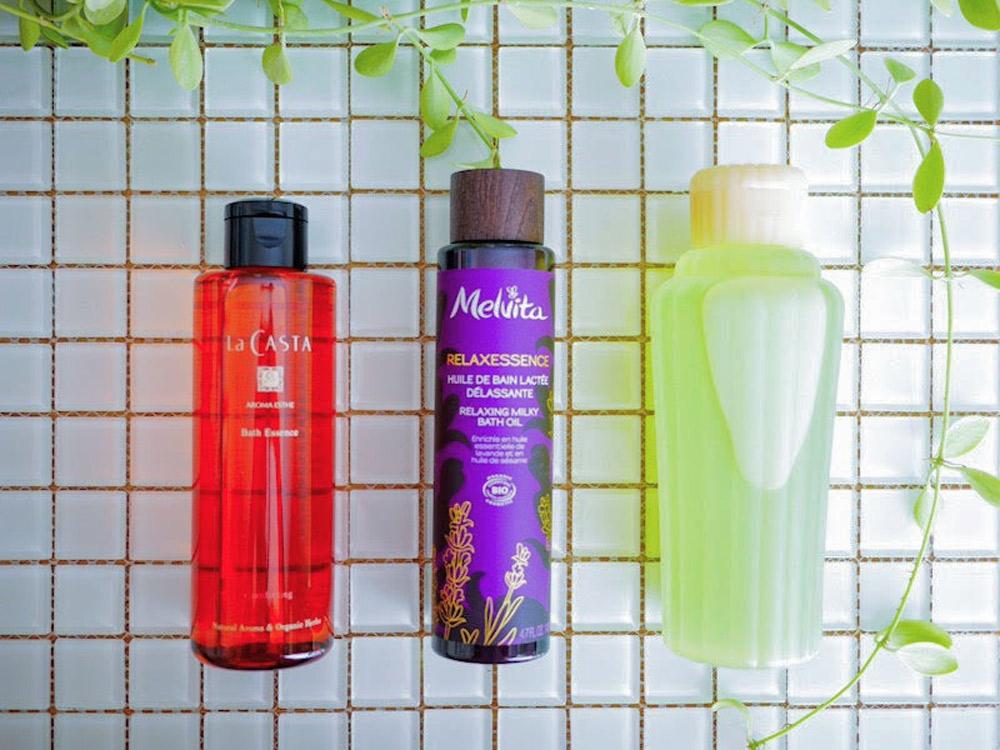 ヤセ体質にシミ抑制…植物の力でキレイを育むバスオイル/バスエッセンス3選