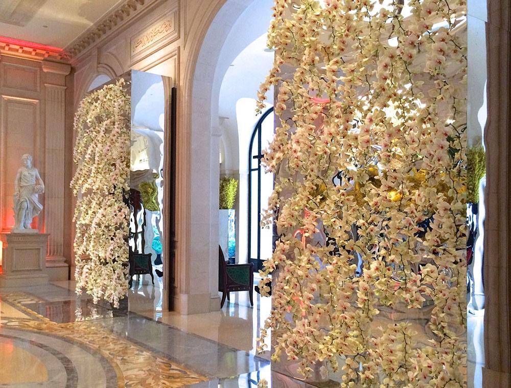 フォーシーズンズ ホテル ジョルジュサンク パリ