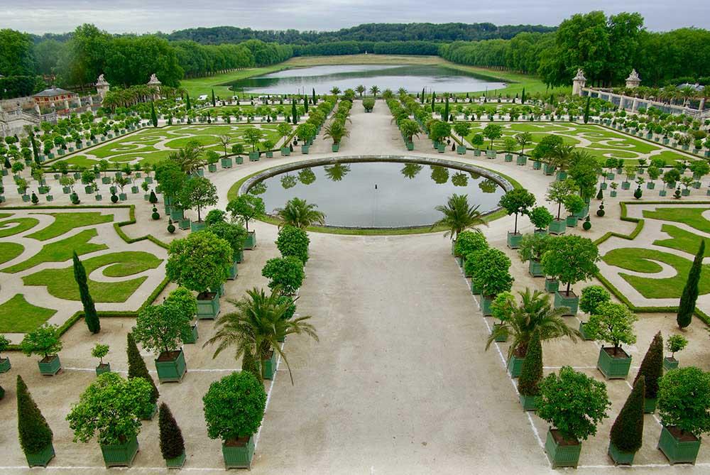 フランス「ヴェルサイユ宮殿」