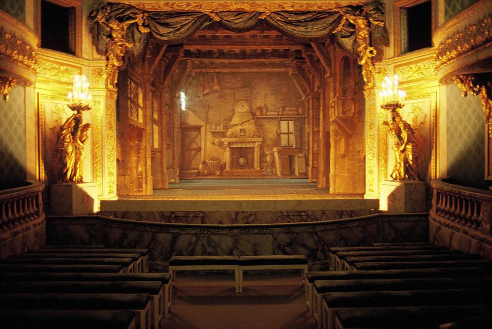 アントワネットの劇場