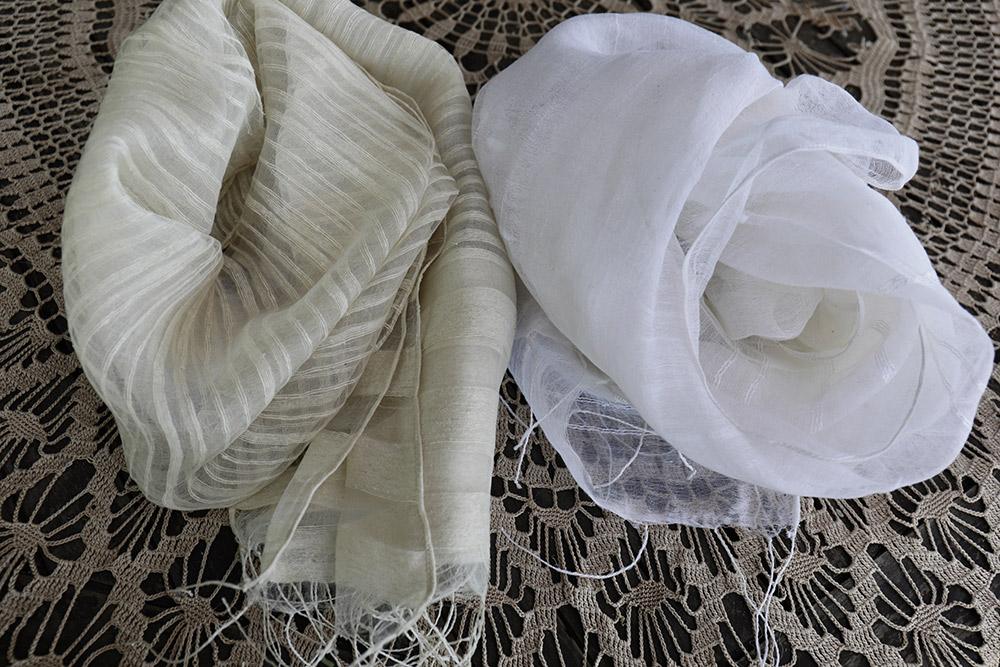 カモミール染めの作り方