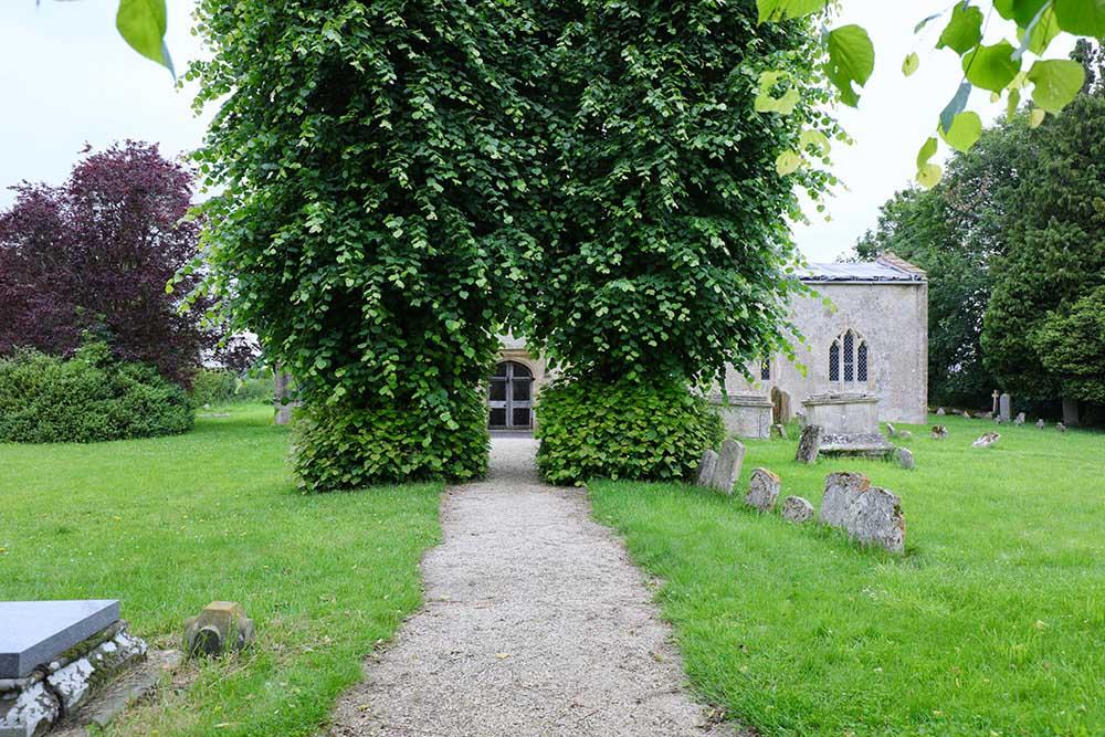 ウィリアム・モリスのお墓
