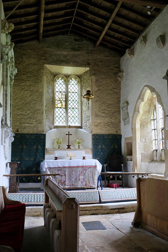 ウィリアム・モリスの教会