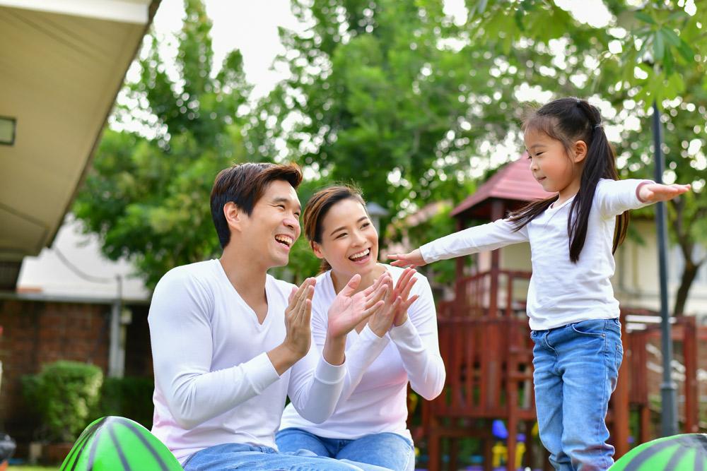 趣味や運動の場に! 「家族みんなで楽しむフィットネスガーデン」をつくろう