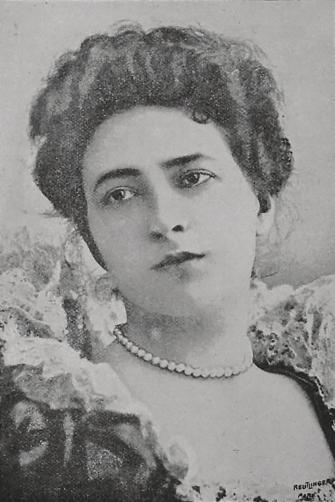 Eugénie Segond-Weber,