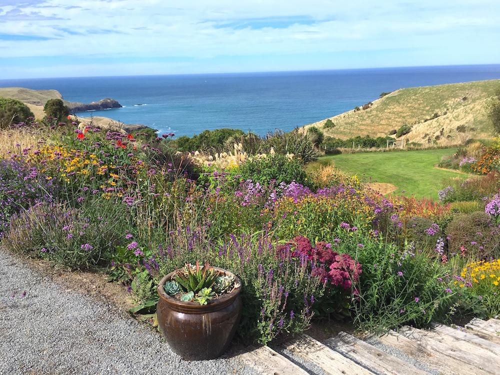 ニュージーランドの庭