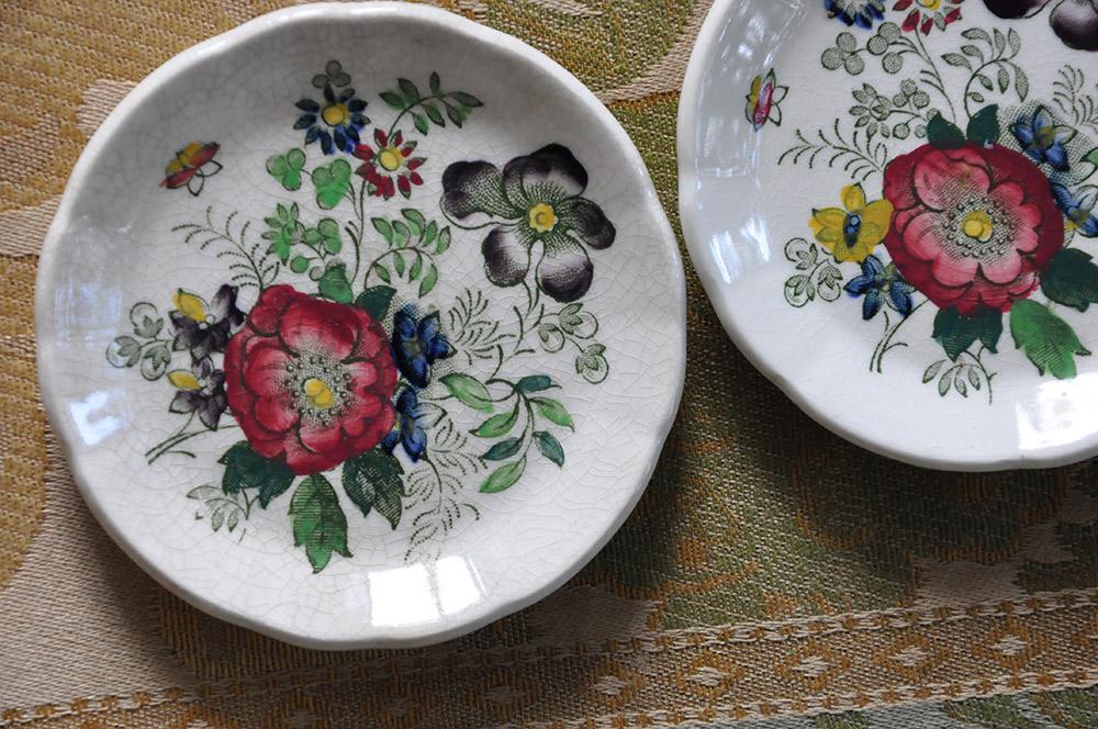 メイソンズ社の皿