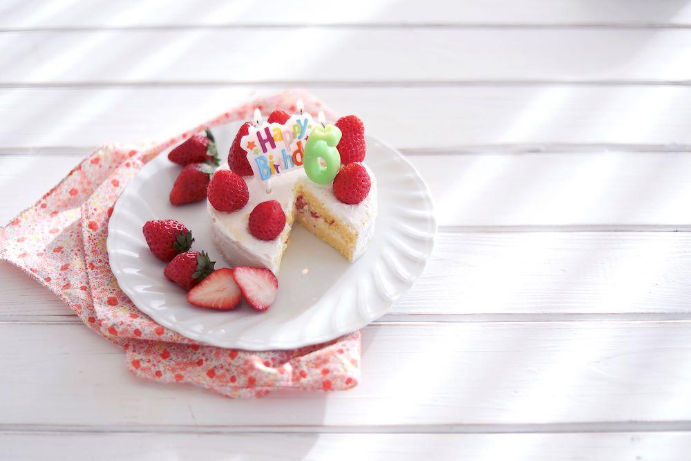 手作り犬用ケーキ