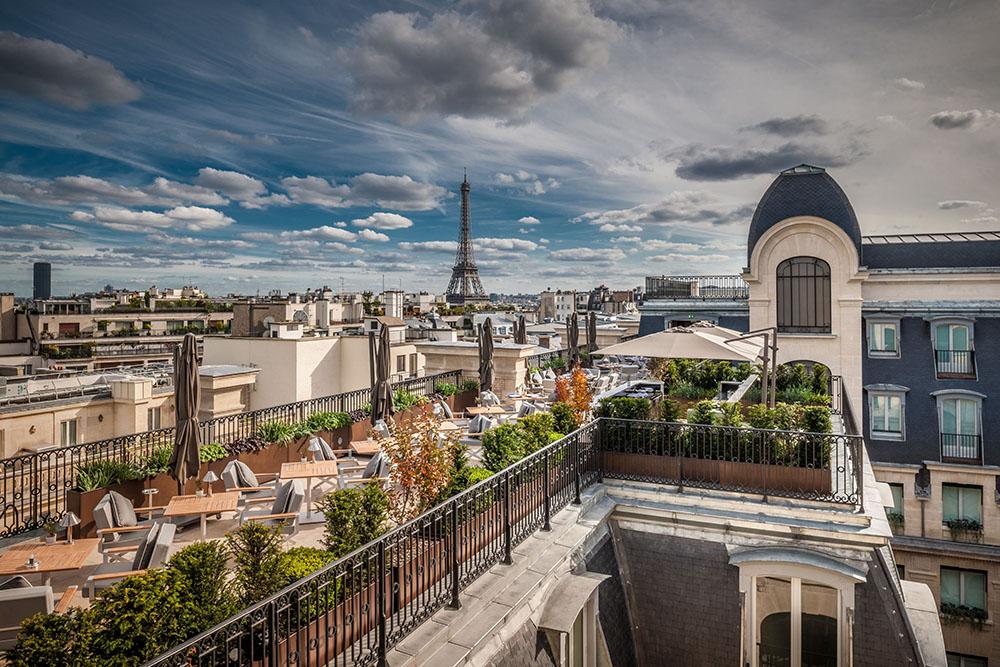 ザ ペニンシュラ パリ