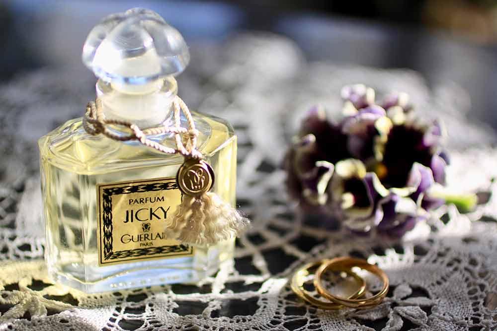 香水ジッキー