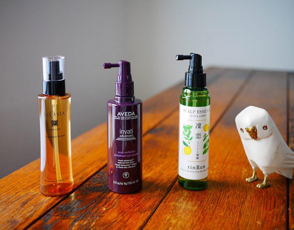 抜け毛、薄毛、白髪、フケなどの悩みに…植物の力で頭皮をケアして美髪を育てる「スカルプケア・育毛剤」3選