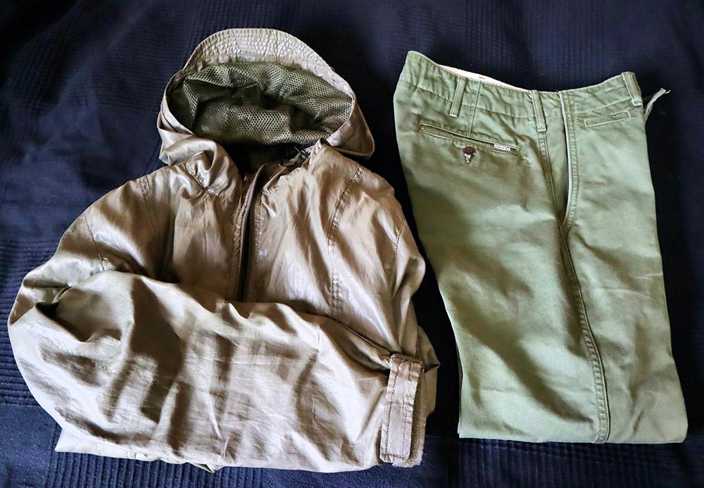 ガーデニングの服装