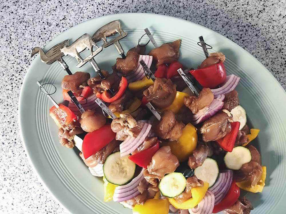 醤油とバルサミコのマリネードチキンレシピ