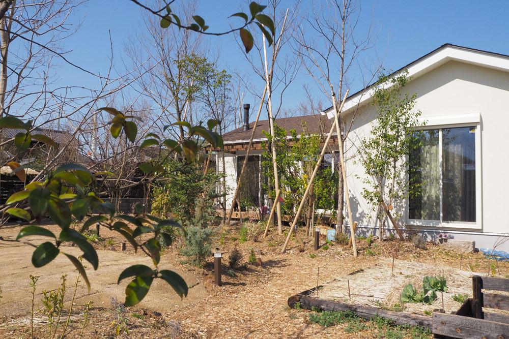 ガーデンセラピーが体験できる施設「花音の森」をつくるまでvol.4 庭作り編 植物が健全に育つために必要な土づくりからデザインする!