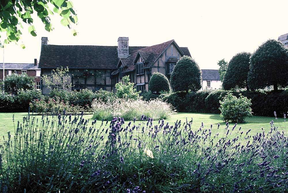 ストラトフォード・アポン・エイボンのシェイクスピアの生家