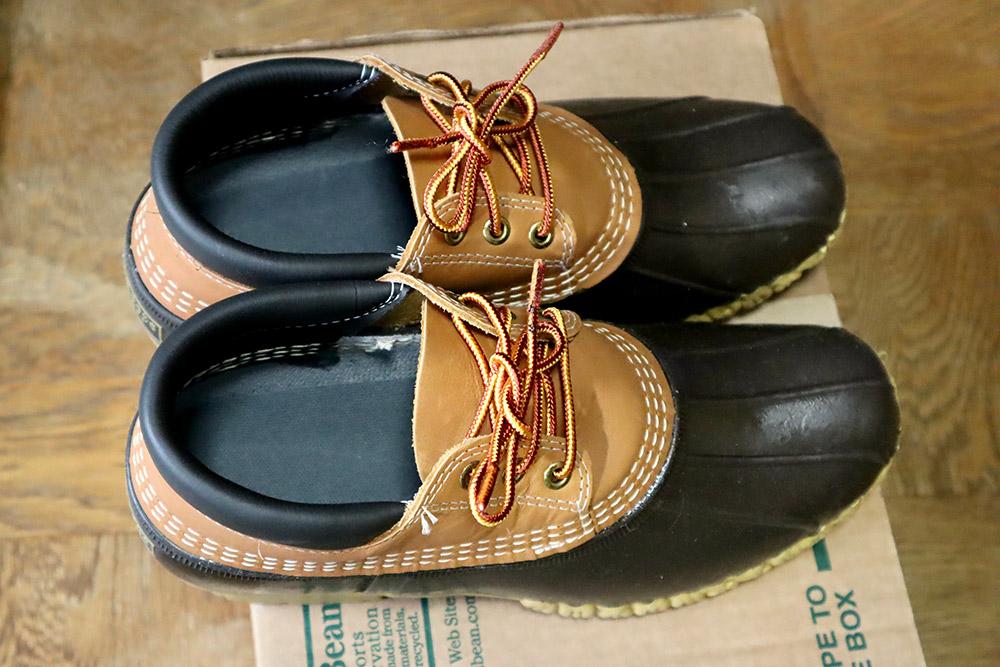 ガーデニングの靴