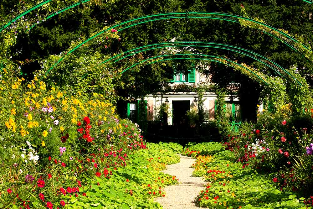 ジヴェルニーのモネの庭