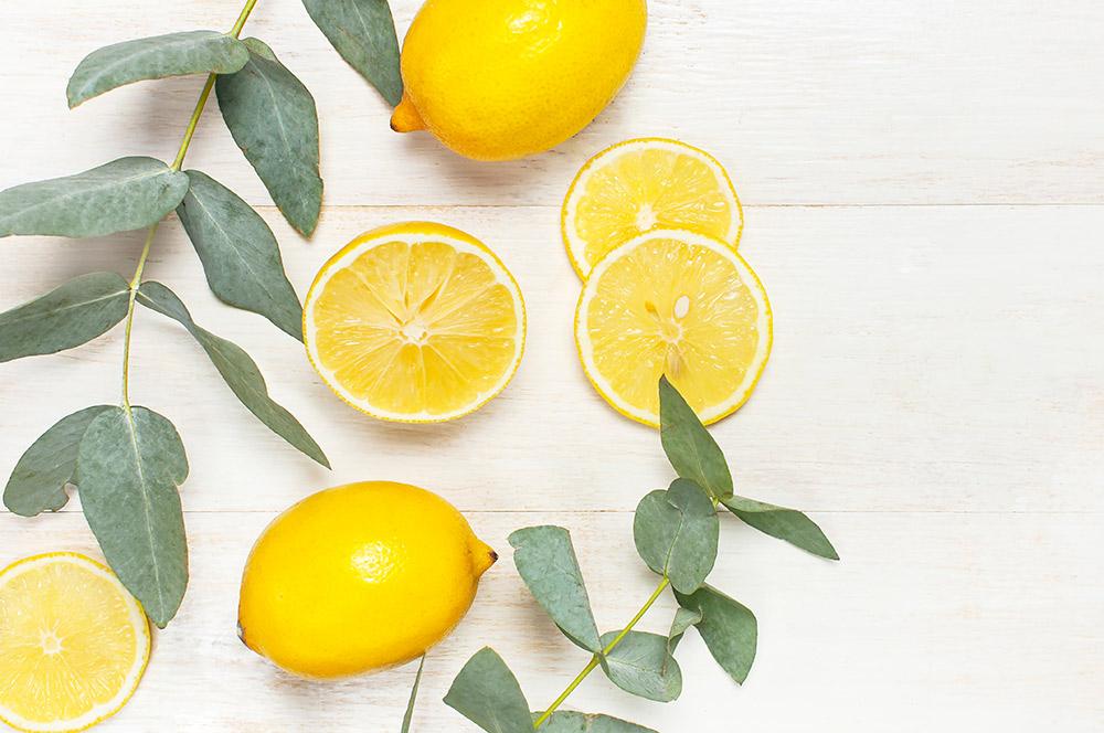 ユーカリとレモン