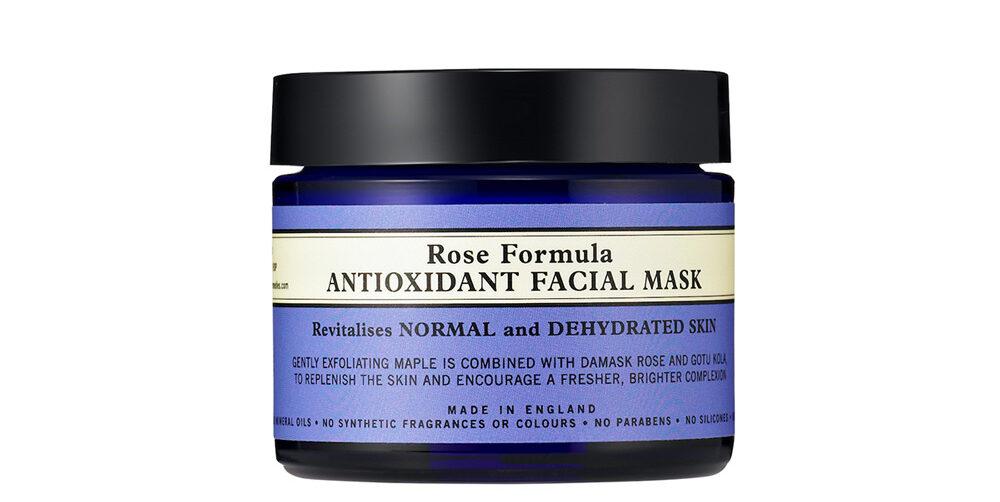 ローズの香りに癒やされながら、小鼻の黒ずみ、毛穴のザラつきをすっきりオフ ニールズヤード レメディーズ「ローズ フェイシャルマスク」
