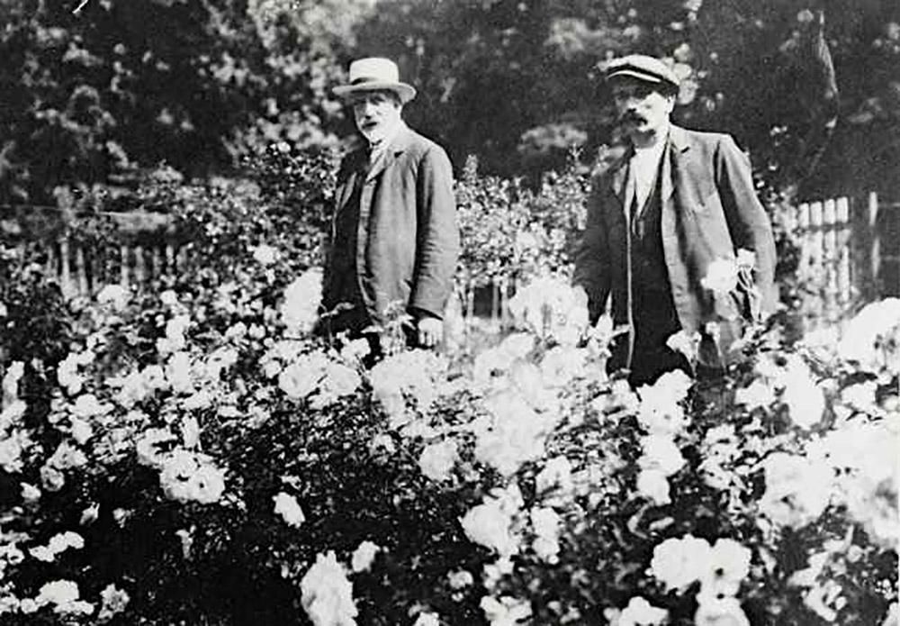 ジョセフ・ペンバートンとジョン・ベントール