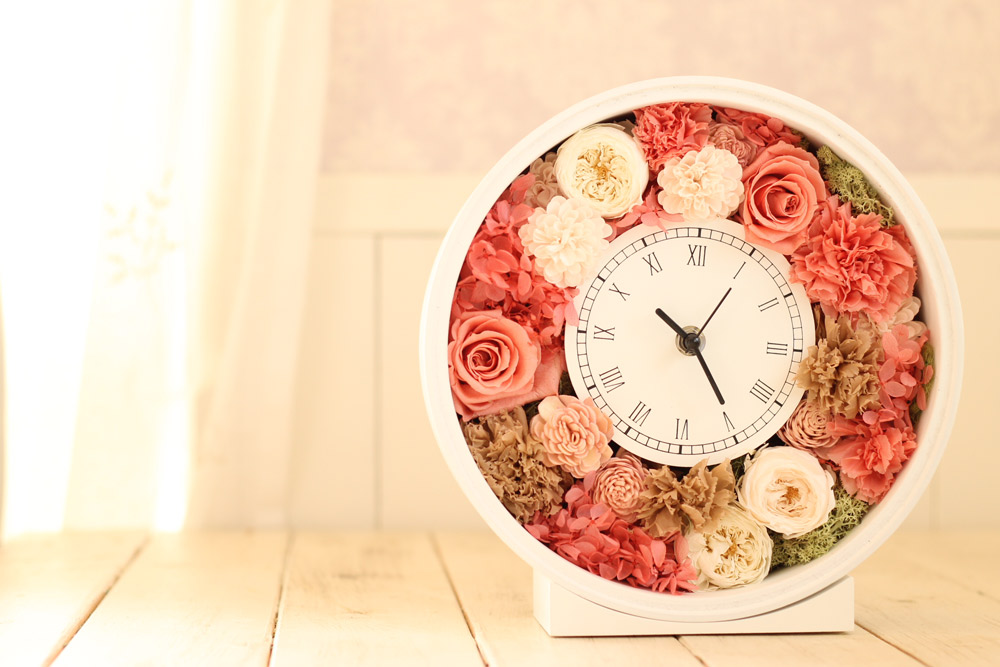 プリザーブドフラワーとは?美しく生き続ける花を購入してみよう!