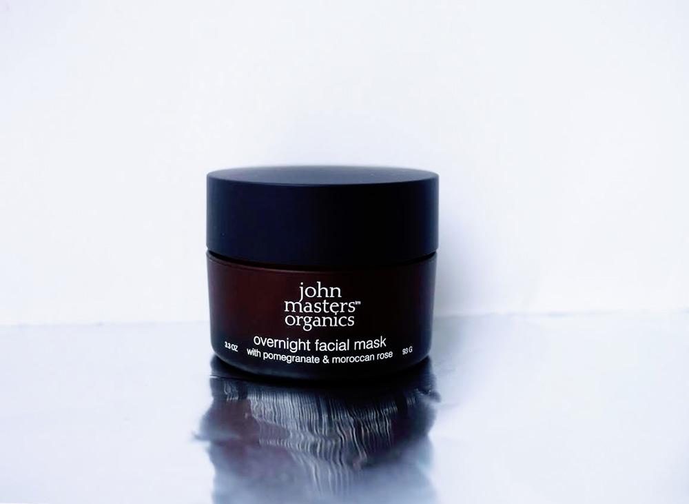 濃密な潤いと透明感あふれる肌に ジョンマスターオーガニック「P&Mオーバーナイトフェイシャルマスク」