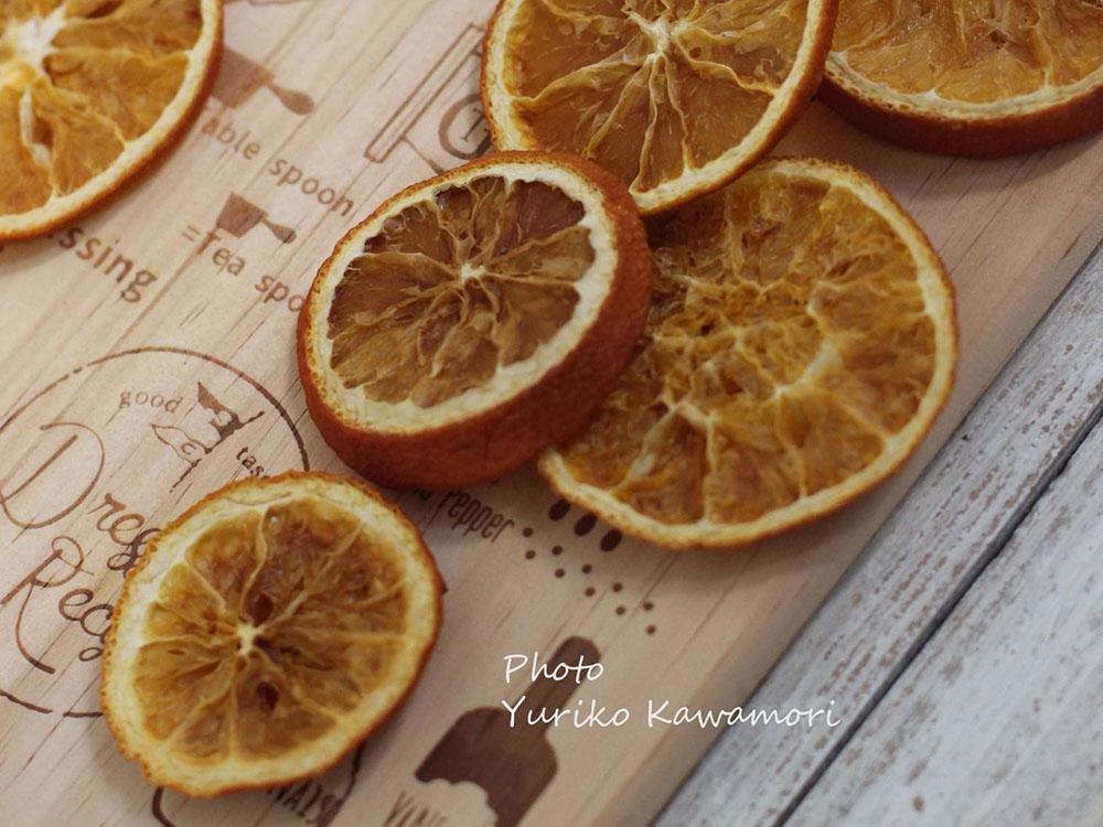 手作りドライオレンジ