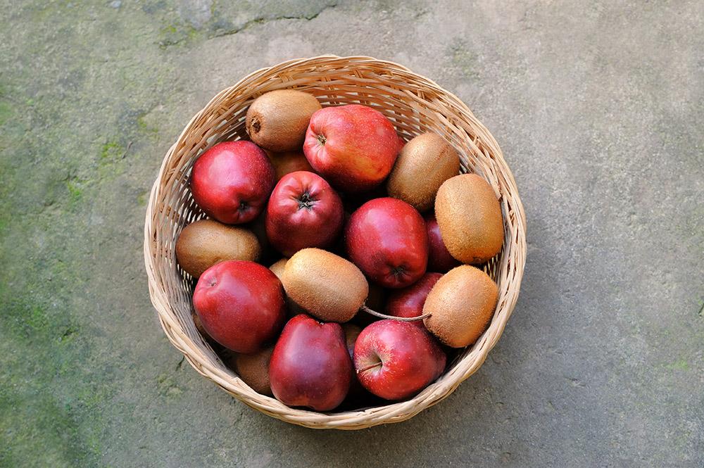 キウイフルーツの追熟
