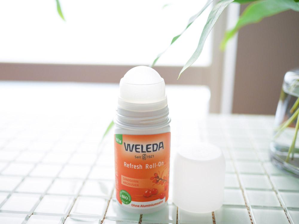 柑橘系のフレッシュな香り! 天然精油で気になる汗のニオイをカバー