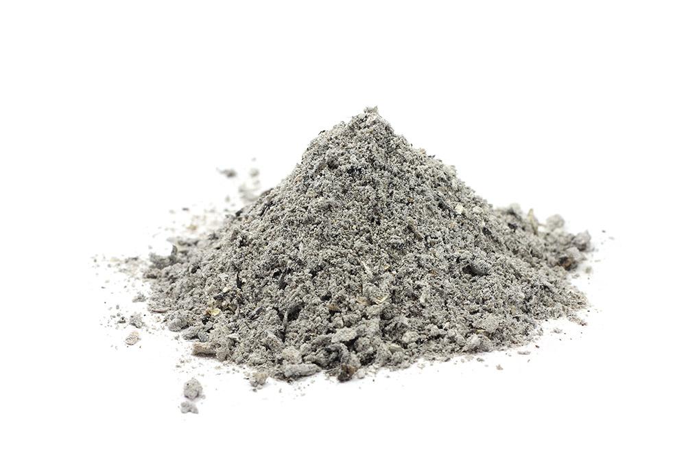 草木灰(そうもくばい)