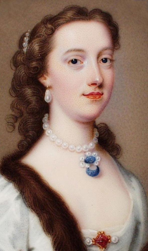 'ポートランド公爵夫人'