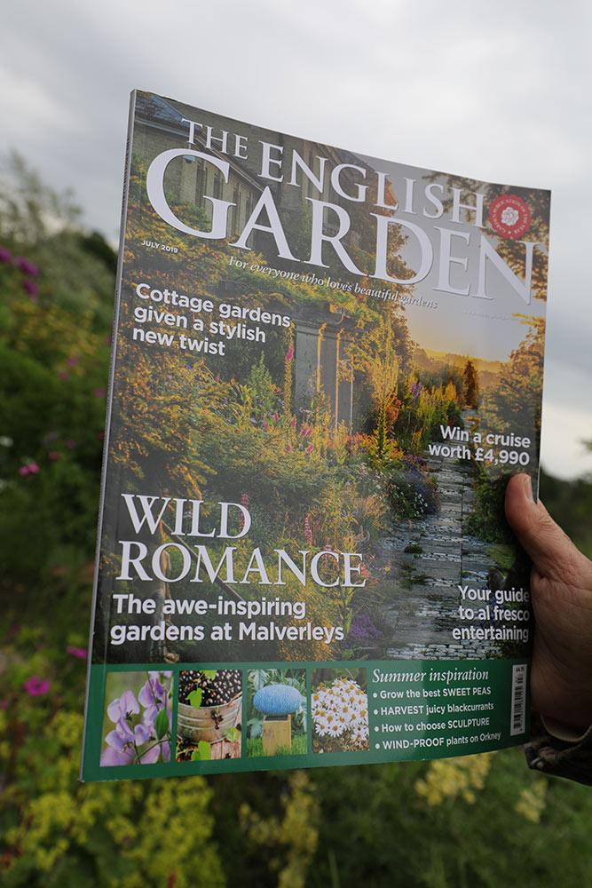 ガーデン誌〈The English Garden(2019年7月号)〉