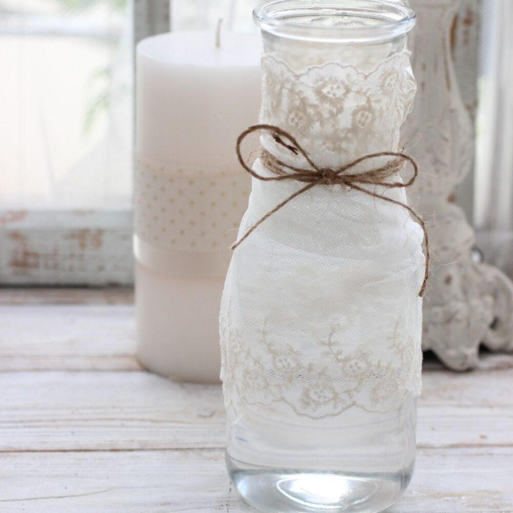 カラフェの花瓶