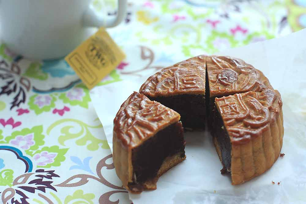 ムーンケーキ