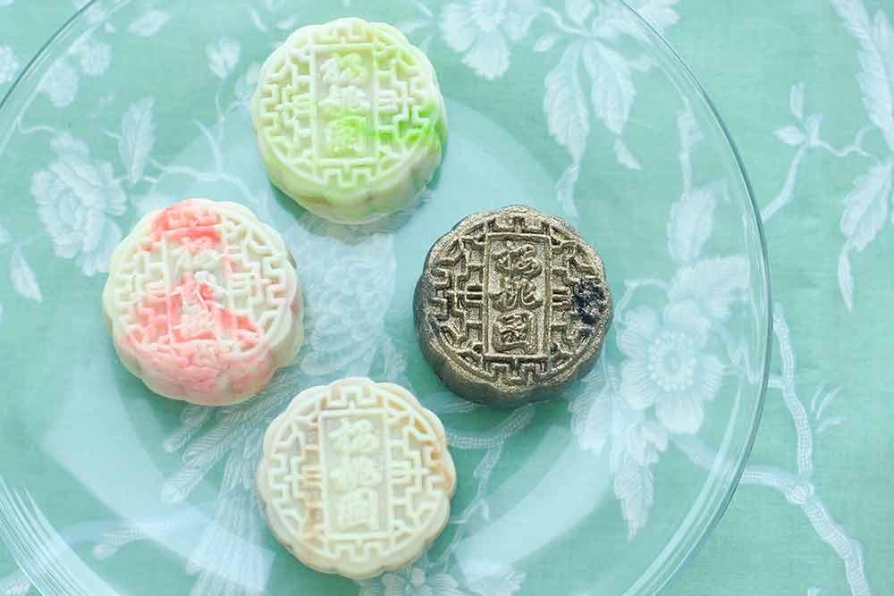 シンガポールの中秋節と月餅ムーンケーキ