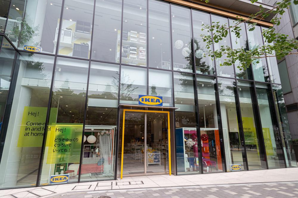 IKEA原宿