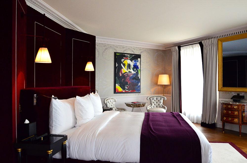 ラ レゼルヴ パリ ホテル&スパ