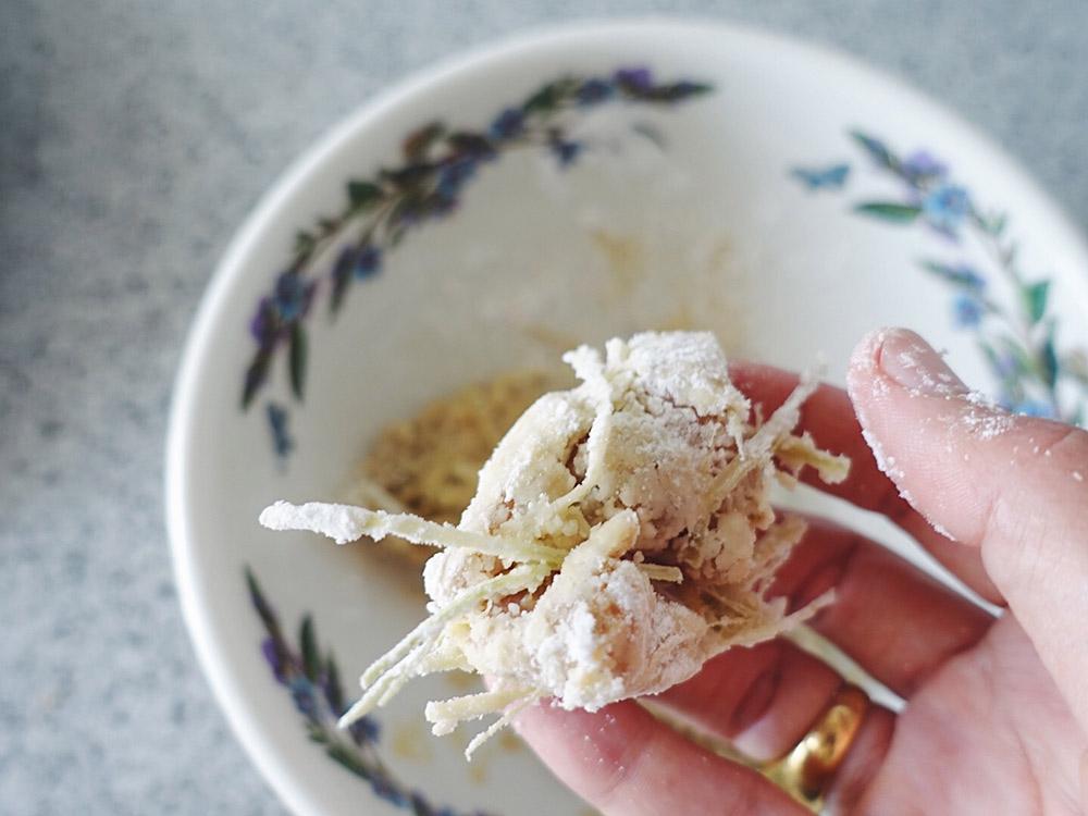 ベトナム風レモングラスの竜田揚げの作り方