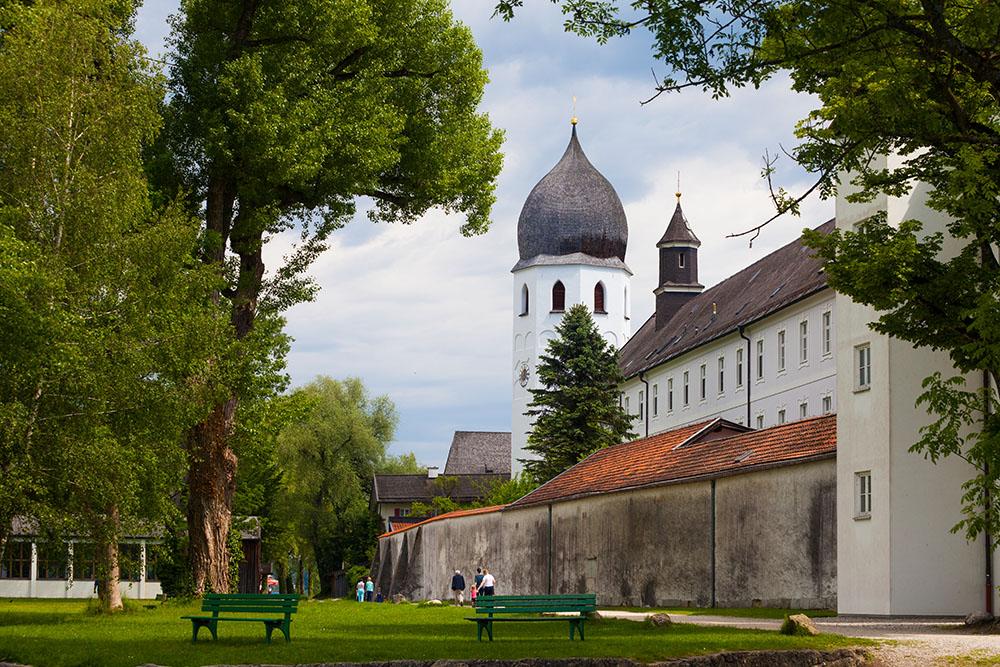 ベネディクト会の大修道院