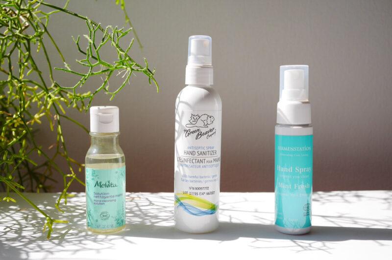 植物由来アルコールで手指を清潔にする「肌に優しいオーガニックのハンドスプレー&ハンドジェル」3選